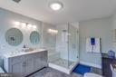With a truly remarkable master bathroom, as well. - 12060 ROSE HALL DR, CLIFTON
