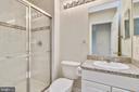 Basement Full Bath - 37575 CHARTWELL LN, PURCELLVILLE