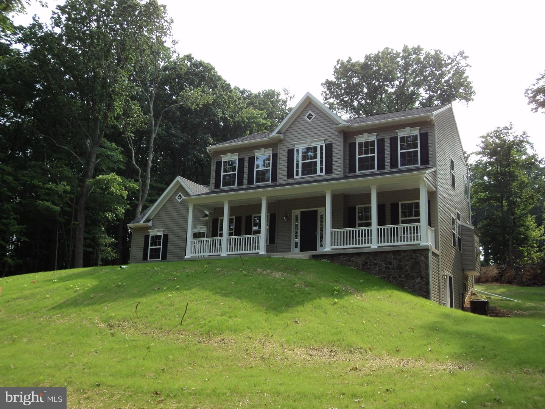 Single Family Homes для того Продажа на Cascade, Мэриленд 21719 Соединенные Штаты