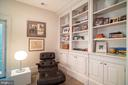 Custom Cabinetry in Rec Room - 6303 BROAD BRANCH RD, CHEVY CHASE