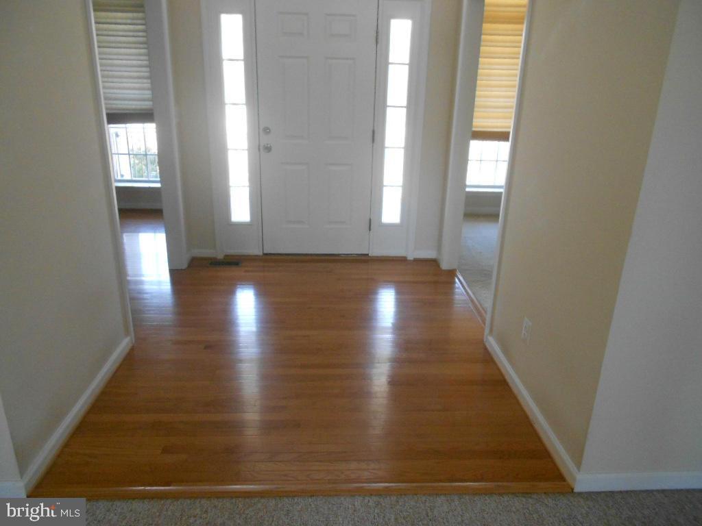 Hardwood foyer - 11705 WILDERNESS PARK DR, SPOTSYLVANIA