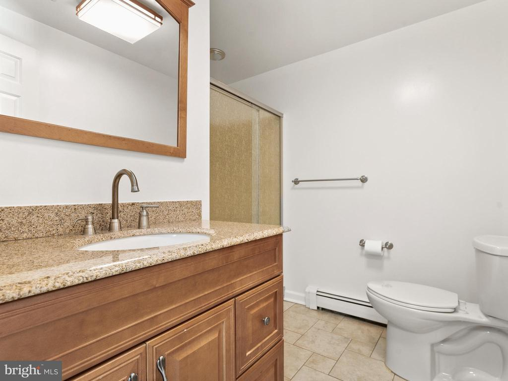 Main Level Full Bath - 12143 RICHLAND DR, CATHARPIN