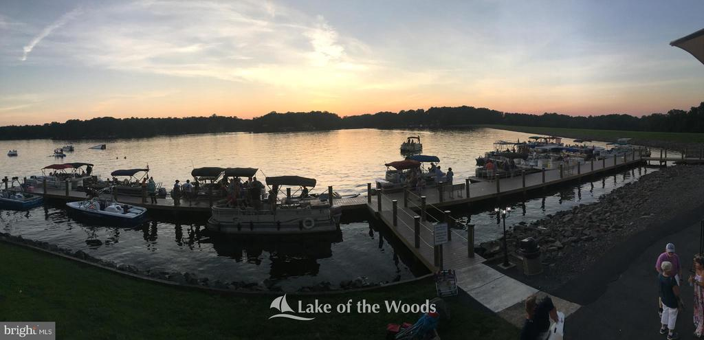 Enjoy sunsets from the Clubhouse - 104 CEDAR CT, LOCUST GROVE