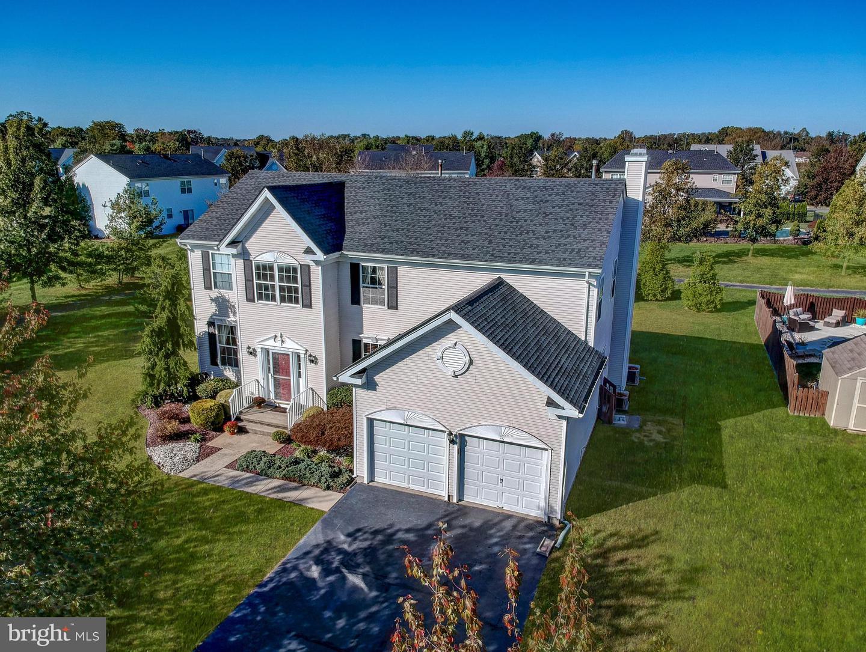 Single Family Homes per Vendita alle ore Allentown, New Jersey 08501 Stati Uniti