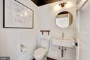 Powder Room - 1013 O ST NW, WASHINGTON