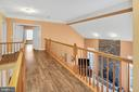 Catwalk above family room - 47285 OX BOW CIR, STERLING