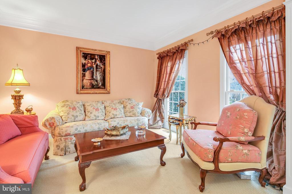 Formal living room - 47285 OX BOW CIR, STERLING