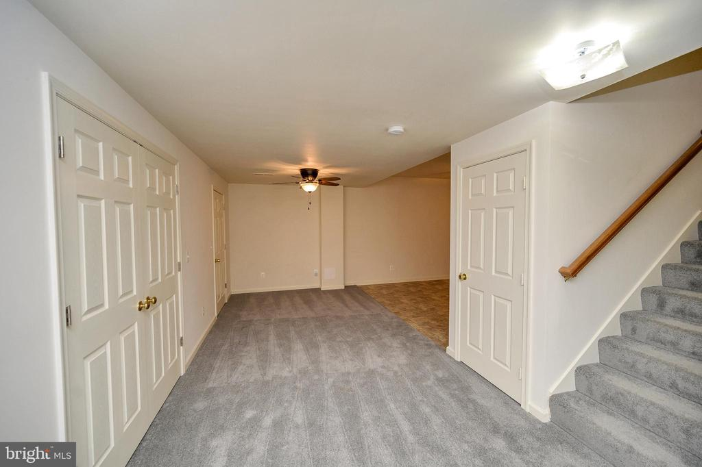 Lots of space to spread out in finishedlower level - 1010 EASTOVER PKWY, LOCUST GROVE