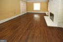 large living room - 909 WEST KING, MARTINSBURG
