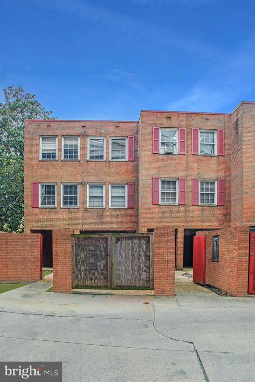 Exterior - 3524 - 3526 K ST NW, WASHINGTON