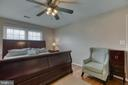 Ceiling fans in all bedrooms! - 4 MARKHAM WAY, STAFFORD