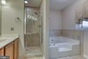Large Master bathroom - 4 MARKHAM WAY, STAFFORD