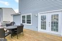 Deck is ready  for you to enjoy! - 4 MARKHAM WAY, STAFFORD