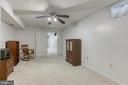 #5 Bedroom in basement - 4 MARKHAM WAY, STAFFORD