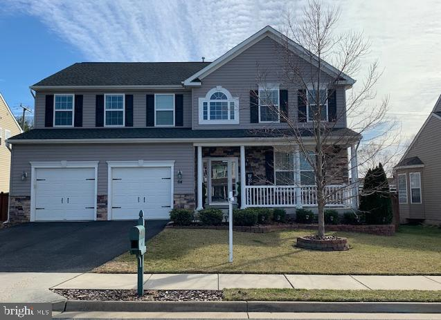 Welcome home! Craftsman Style, Beautiful home. - 64 SANCTUARY LN, STAFFORD