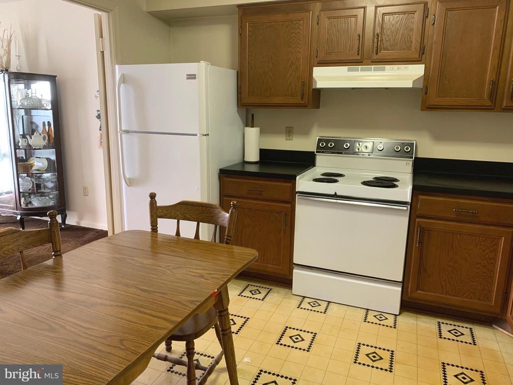 Kitchen - 1008-202 BRINKER DR, HAGERSTOWN