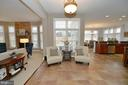 Sitting Room off the Kitchen - 36335 SILCOTT MEADOW PL, PURCELLVILLE