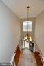 Foyer Overlook from Upper Level - 36335 SILCOTT MEADOW PL, PURCELLVILLE