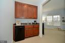 Master Bedroom Coffee Bar - 36335 SILCOTT MEADOW PL, PURCELLVILLE