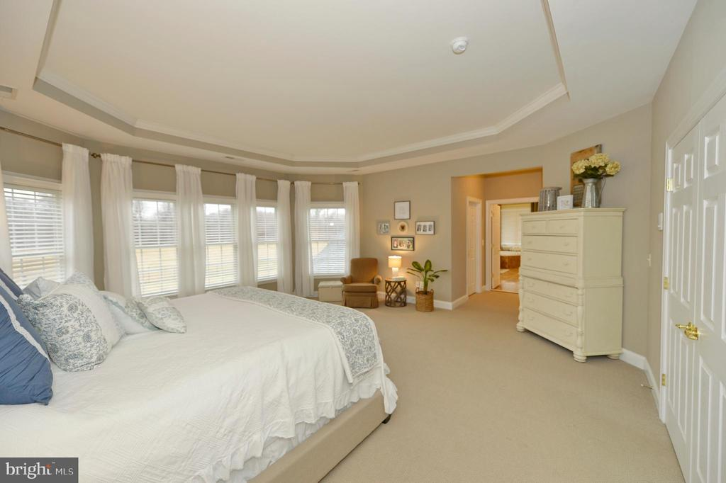 Master Retreat with His and Her Wall-in Closets - 36335 SILCOTT MEADOW PL, PURCELLVILLE