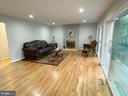 Living Room - 11644 MEDITERRANEAN CT, RESTON
