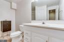 Basement Bathroom - 20098 VALHALLA SQ, ASHBURN