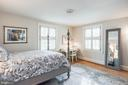 This bedroom has it's own bathroom - 136 LAFAYETTE AVE, ANNAPOLIS