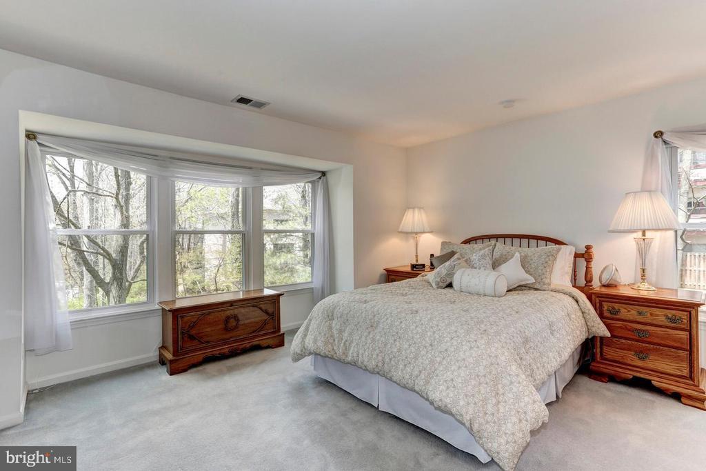 Master bedroom - 7700 LAFAYETTE FOREST DR #23, ANNANDALE
