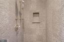 Stunning Mosaic and Limestone Tile Work - 917 S ST NW #2, WASHINGTON