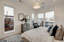 Rooms Designed to Fit King Beds - 917 S ST NW #2, WASHINGTON