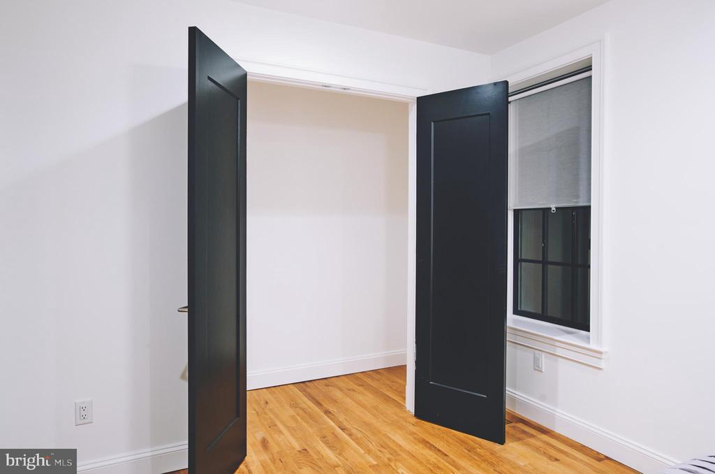 Large closets, ample storage - 2701 HUME DR #PH3, SILVER SPRING