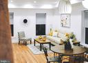 Living/Dining - 2701 HUME DR #PH3, SILVER SPRING