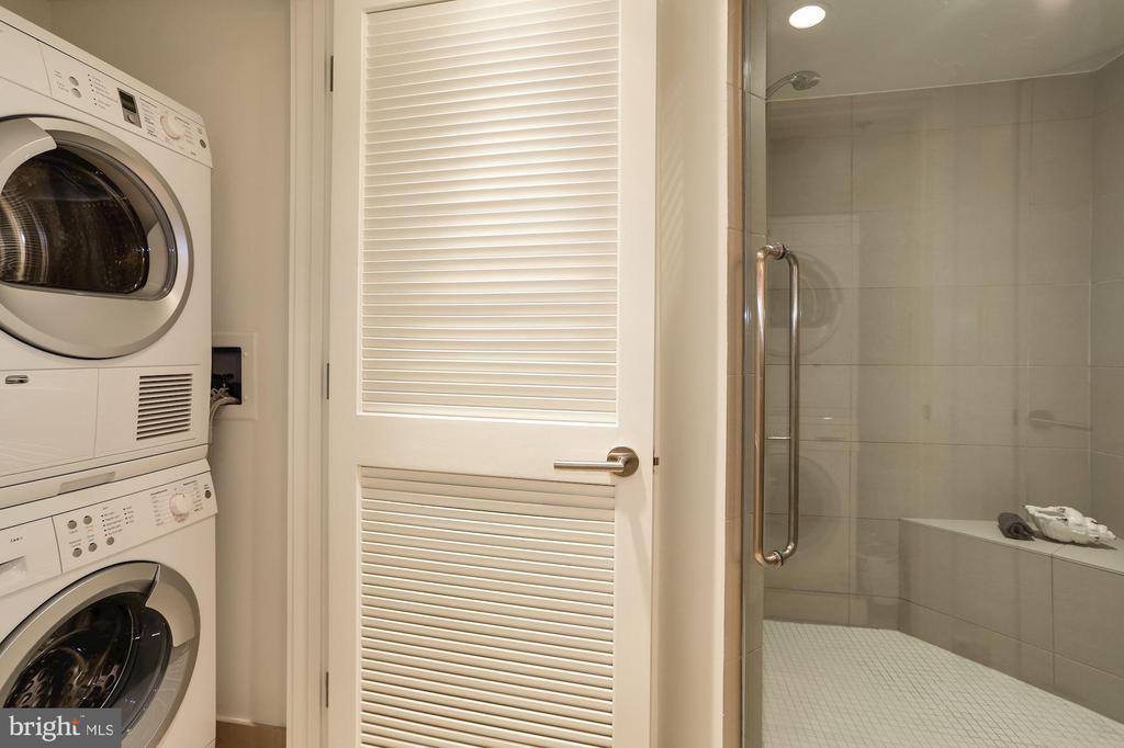 In Unit Laundry - 1515 15TH ST NW #206, WASHINGTON