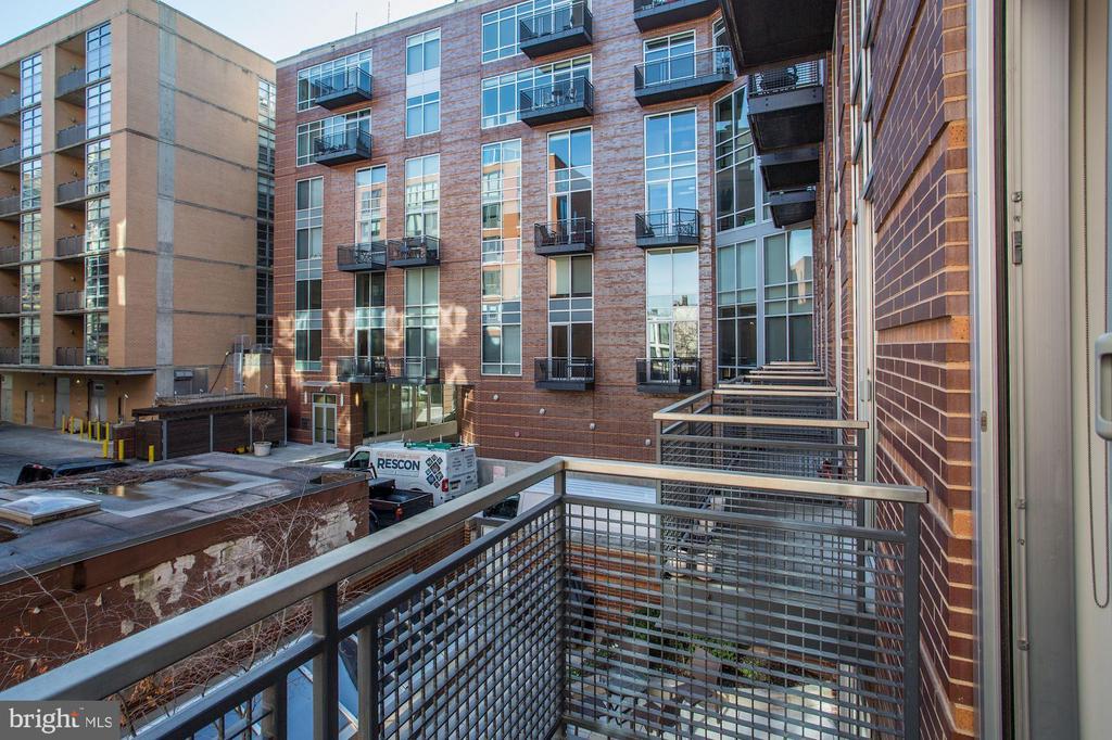 Your Balcony - 1515 15TH ST NW #206, WASHINGTON