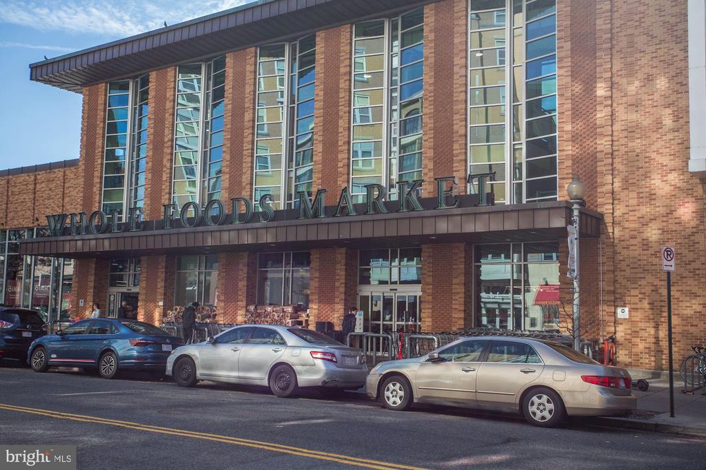 Whole Foods across the street - 1515 15TH ST NW #206, WASHINGTON