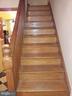 Stairs to upper level. - 4025 20TH ST NE, WASHINGTON
