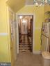 View from Kitchen to front entrance. - 4025 20TH ST NE, WASHINGTON