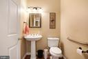 Main Level Half Bath - 47747 BRAWNER PL, STERLING