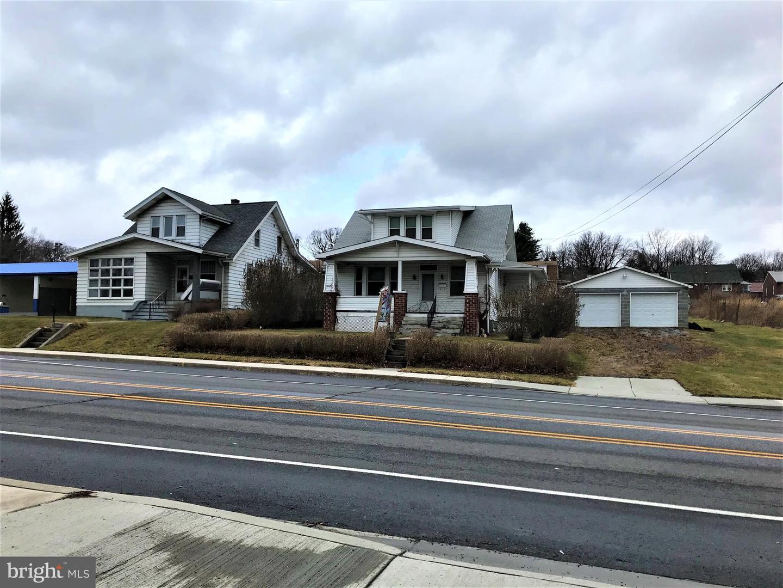 Single Family Homes のために 売買 アット Frostburg, メリーランド 21532 アメリカ