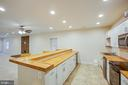 Basement kitchen - 2252 PARTLOW RD, BEAVERDAM
