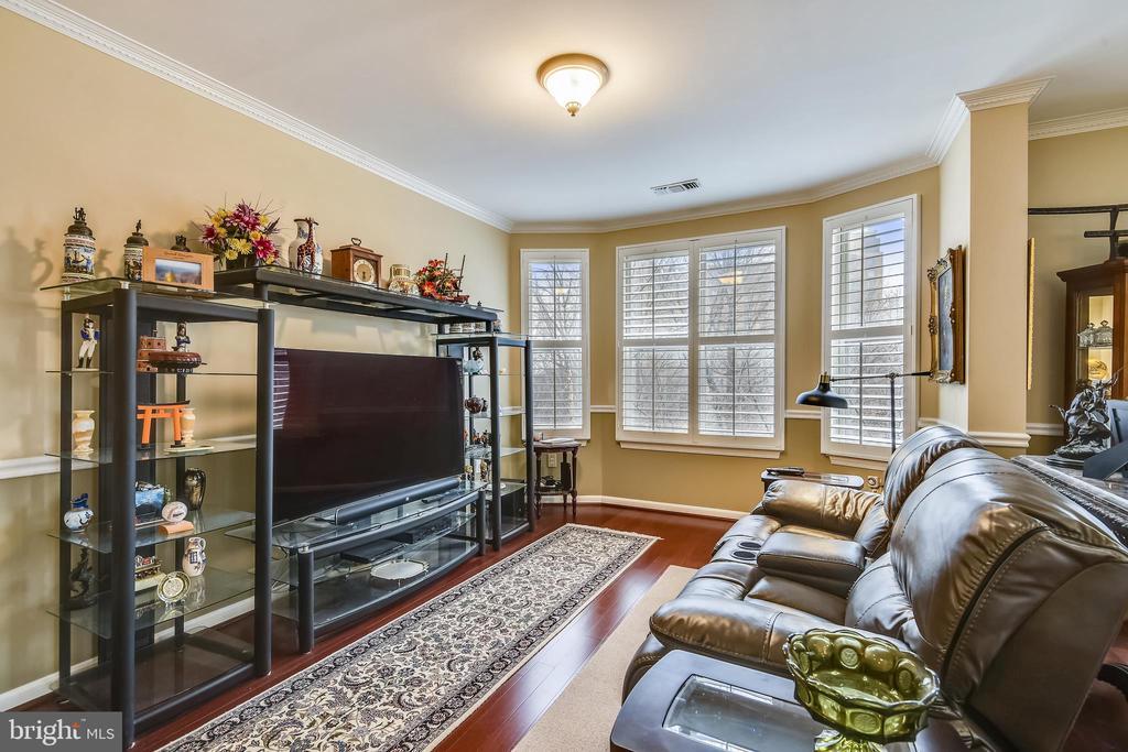 Den/Dinning Room - 11775 STRATFORD HOUSE PL #303, RESTON