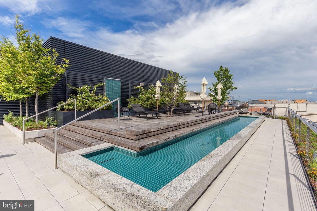 Rooftop - 920 I ST NW #502, WASHINGTON