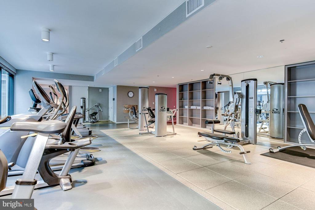 Fitness Center - 920 I ST NW #502, WASHINGTON