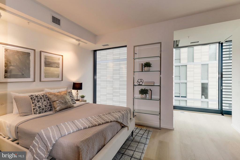 Bedroom 2 - 920 I ST NW #502, WASHINGTON