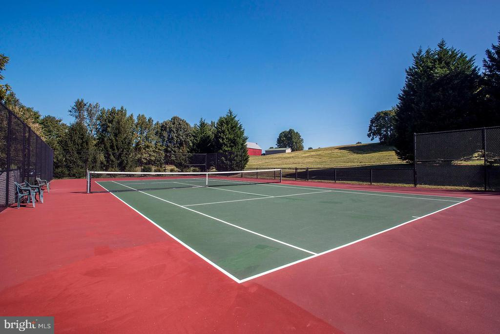 Tennis Court - 205 MILL SWAMP RD, EDGEWATER