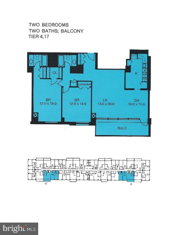 Spacious Floor Plan - 5500 HOLMES RUN PKWY #1517, ALEXANDRIA