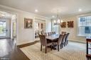 Formal Dining Room - 6141 FALLFISH CT, NEW MARKET