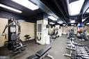 Fitness Center - 5500 HOLMES RUN PKWY #1517, ALEXANDRIA