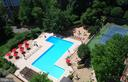 Community Pool - HUGE! - 5500 HOLMES RUN PKWY #1517, ALEXANDRIA