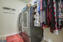 Laundry - 24 IVY SPRING LN, FREDERICKSBURG